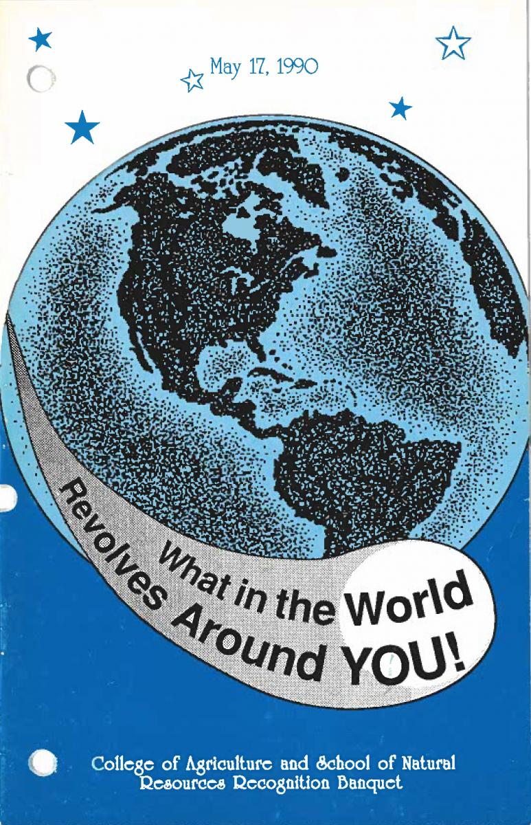 1990 Recognition Program Cover