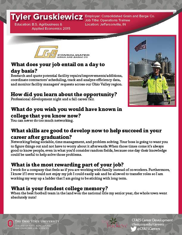 Alumni Highlights | Academic Programs