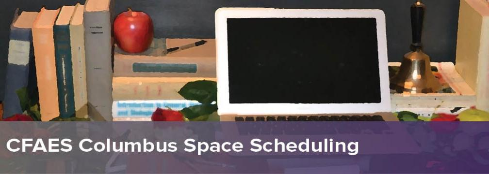 CFAES Columbus Space Scheduling
