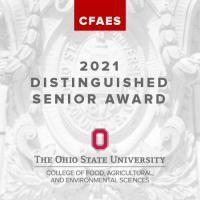 DSA 2021 - Distinguished Senior Award